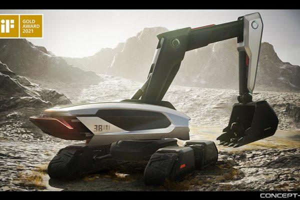 Doosan-Concept-X-Excavator-design_pic1